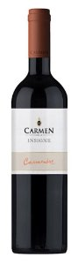 Vinho Carmen Insigne Carmeneré R$ 90,00 unid.