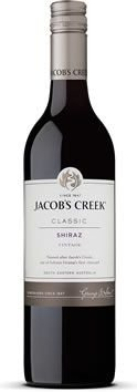 Vinho Australiano Jacob's Creek Syrah R$ 69,00 un.