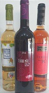 Kit de vinhos 3 unid. R$ 99,00 reais  - Portugal