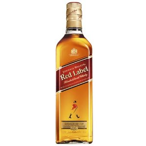 Whisky Johnnie Walker Red Label 1Lt. R$ 98,50 reais
