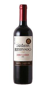 Santa Carolina Cabernet Sauvignon reservado R$ 26,90 reais unid.