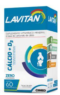 23abe46f5edb8 Vitamina Lavitan A-Z com 60 Comprimidos - p2 webvendas
