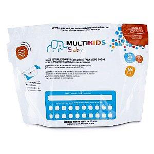 Sacos Esterilizadores para Micro-ondas Multikids