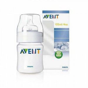 Mamadeira Avent Clássica 125 ml