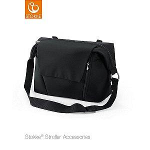 Bolsa Stokke Changing Bag Black - Preta