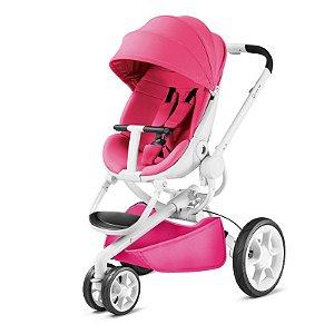 Carrinho de Bebê QUINNY Moodd Rosa Pink Passion