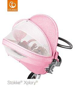 KIT VERÃO para Stokke Xplory Stroller - Peony Pink