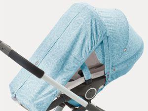 KIT VERÃO para Stokke Xplory Stroller - Azul