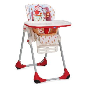 Cadeira CHICCO Polly 2 in 1 HappyLand