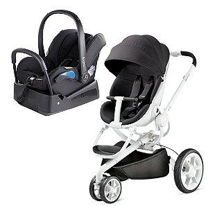 Conjunto QUINNY MOODD Black Irony + Bebê Conforto CITI Maxi-Cosi