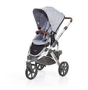 Carrinho de Bebê SALSA 3 ABC Design - Graphite - BRINDE: BOMBA TIRA LEITE MANUAL
