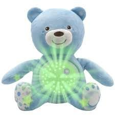 Urso Projetor CHICCO Baby Bear - Urso Boa Noite