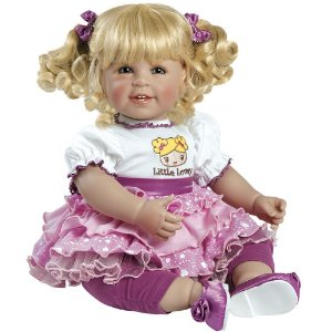 Boneca Adora Doll Little Lovey
