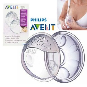 Conchas para Seios Philips AVENT - Transparente