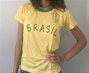 Camiseta Comemorativa - Copa do Mundo