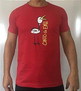 Camiseta Tradicional - Canto da Ema