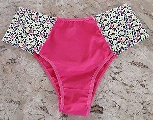C. borboleta pink c/carnaval
