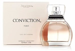 Conviction Feminino Eau Parfum 90 ml