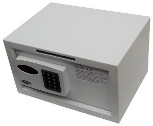 Cofre Eletrônico Office com Boca de Lobo