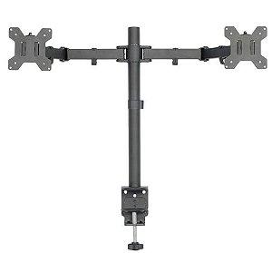 Suporte Articulado para 2 Monitores LCD Hercule 2000