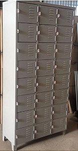 Roupeiro 24 Portas Pequenas