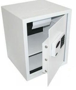 Cofre Eletrônico Smart Boca de Lobo Company