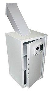 Cofre Eletronico Smart Seven com Coletor