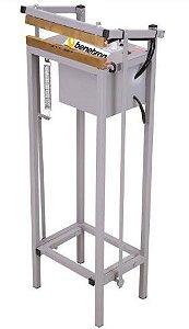 Seladora Pedal Serrilhada com Datador  MBSD400
