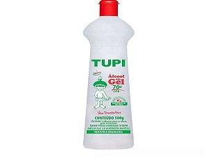 Álcool Gel para Mãos 70% 500g Ação antisséptica contra vírus e bactérias (Pronta Entrega)