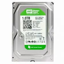 HD 1 TB (GREEN) - WESTERN DIGITAL