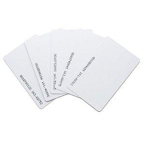 Cartão de acionamento por aproximação - 125kHz ISO