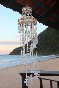 chandelier nassa w/ bubbles 80 cm - unid