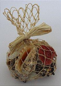 shell pack abaca net - 750gr
