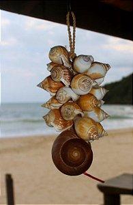 shell garland canarium (ensaimada) - unid