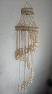 chandelier antique urceus 120 cm - unid