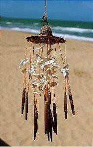 nito hat white 10 cm - unid