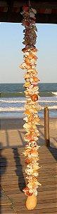 shell garland 180 cm - unid