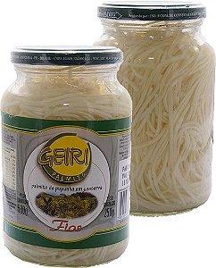Palmito de Pupunha Espaguete - 15 unid x 300g