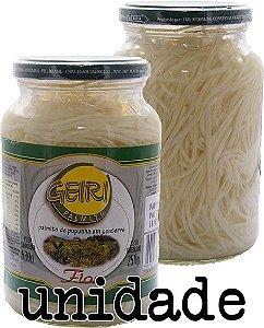Palmito de Pupunha Espaguete 300g
