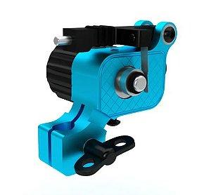 Máquina Iron Works Fly Tech - Azul