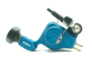 Máquina Rotativa Mamuth DC Machines - Azul Turquesa