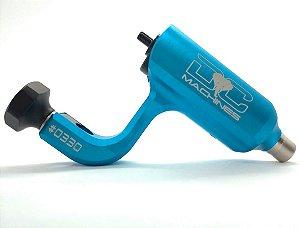 Máquina Rotativa Fenice DC Machines - Azul Turquesa