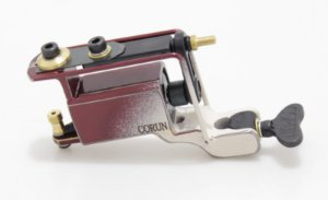 Máquina Rotativa Corun LITTLE FOX - Mod 08