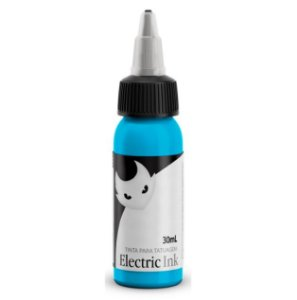 Tinta Electric Ink Azul Bebê 30ml