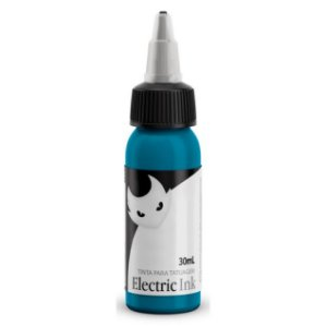 Tinta Electric Ink Azul Turquesa 30ml