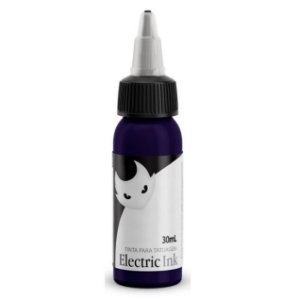 Tinta Electric Ink Roxo Escuro 30ml