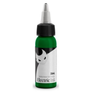 Tinta Electric Ink Verde Folha 30ml