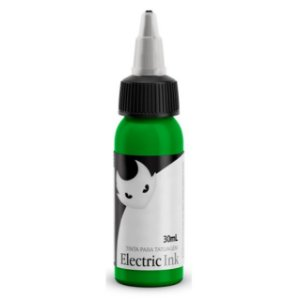 Tinta Electric Ink Verde Limão 30ml