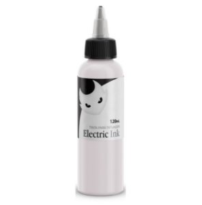 Tinta Electric Ink Branco Real - 120ml