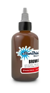 Tinta Starbrite Brown Sienna 30ml